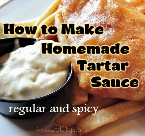 How to Make Tartar Sauce